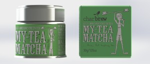 Charbrew Matcha Tea - Pot & Outer Box